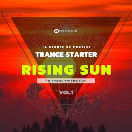Trance Starter: Rising Sun Vol 1