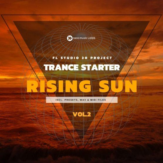 Trance Starter: Rising Sun Vol 2