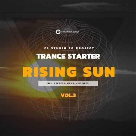 Trance Starter: Rising Sun Vol 3