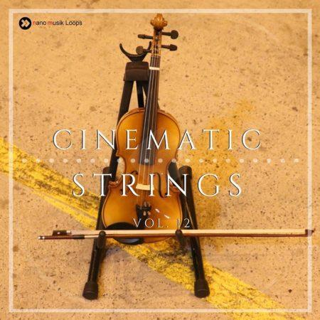 Cinematic Strings Vol 12