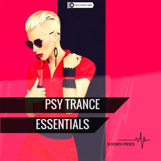 Psy Trance Essentials