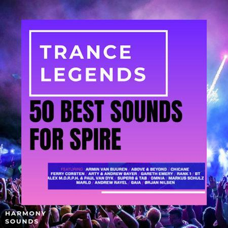 trance-legends-50-sounds-for-spire