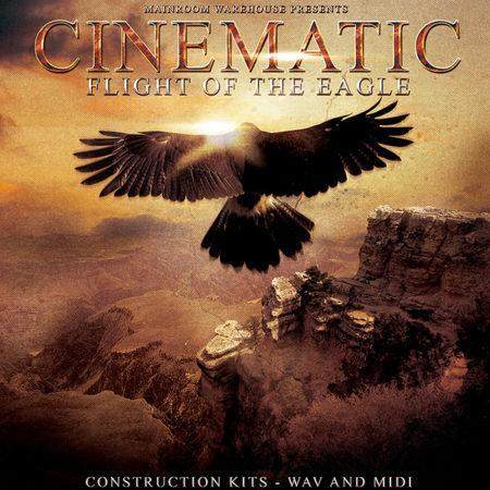Cinematic Flight Of The Eagle By Mainroom Warehouse