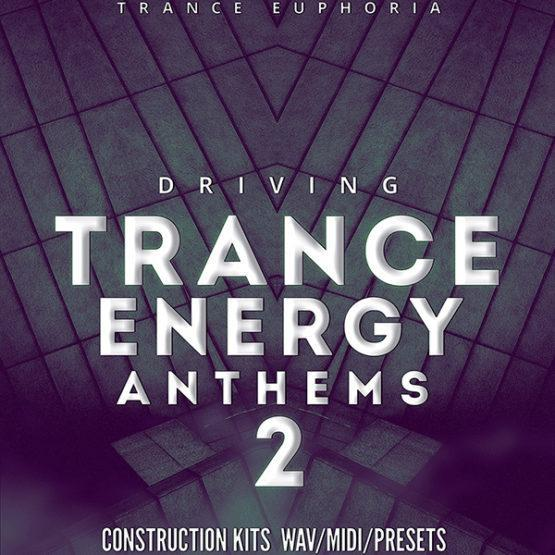 Driving Trance Energy Anthems 2 [1000x1000]