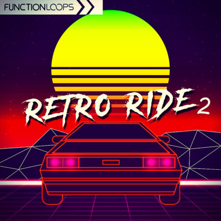 Function Loops - Retro Ride 2