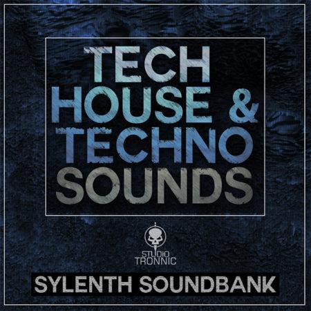 Tech House & Techno Sounds for Sylenth Studio Tronnic