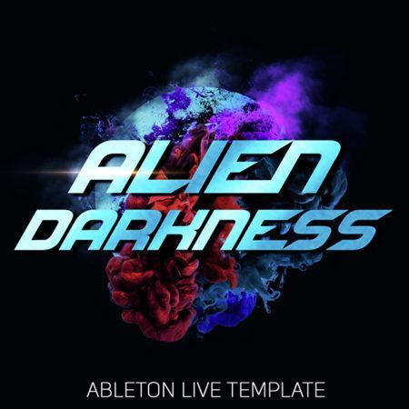 Ableton Live Template - Alien Darkness - Speedsound