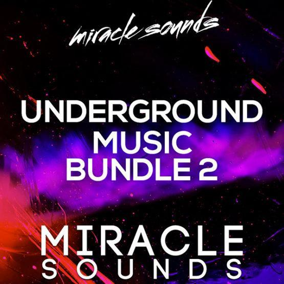 MS073 Miracle Sounds - Underground Music Bundle 2
