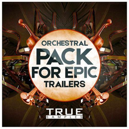 Orchestral Pack For Epic Trailers Sample Pack By True Samples