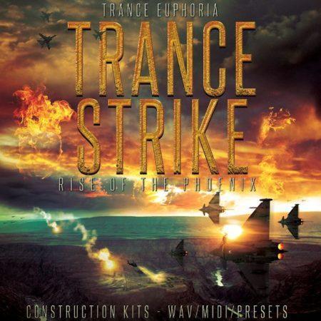 Trance Strike Rise Of The Phoenix [600x600]