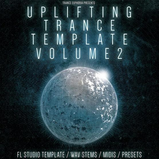 Uplifting Trance Template Pack 2 By Trance Euphoria
