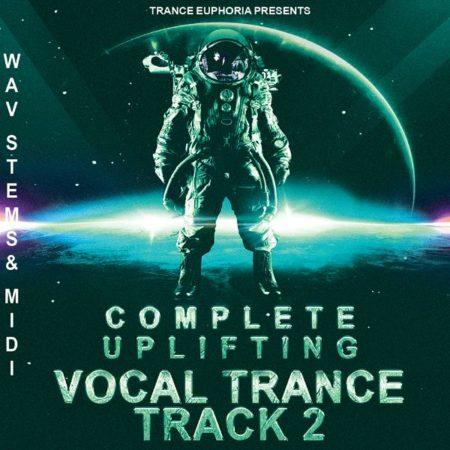 Complete Uplifting Vocal Trance Track 2 Wav Stems And MIDI [600x600]