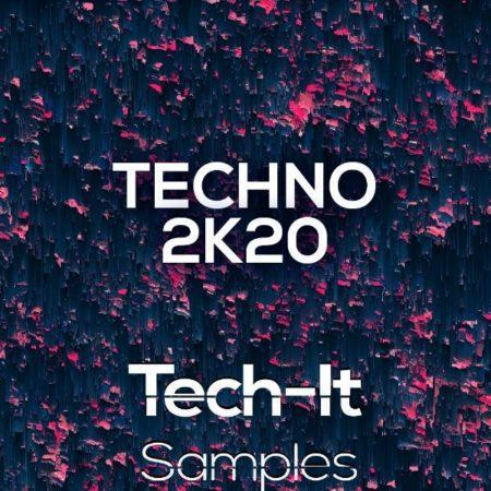 TIS083 Tech It Samples - Techno 2K20
