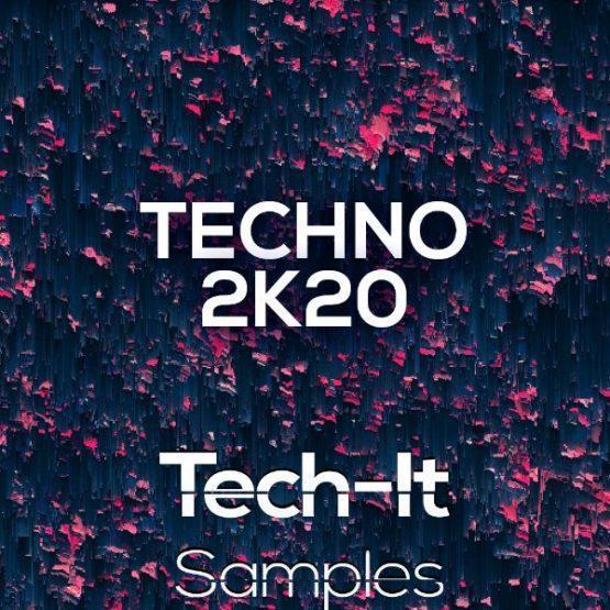 TIS083 Tech It Samples - Techno 2K20