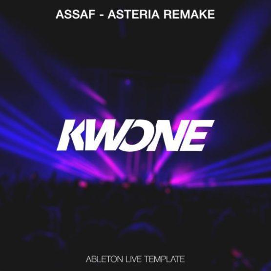 assaf-asteria-remake-ableton-live-template-kwone