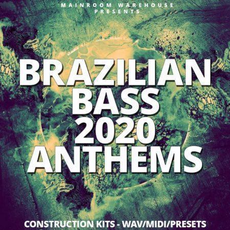 Brazilian Bass 2020 Anthems [600x600]
