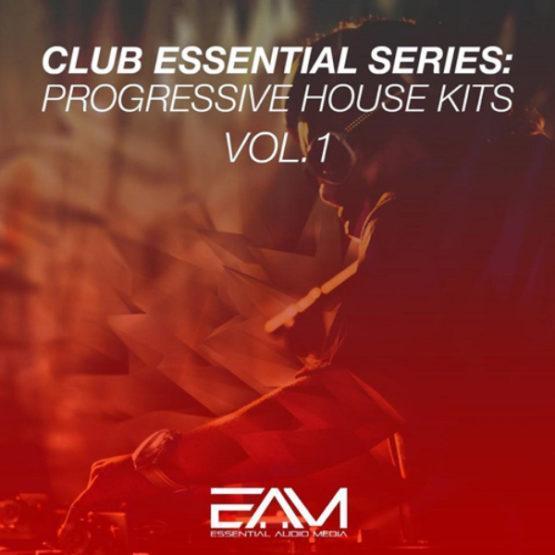 Club Essential Series Progressive House Kits Vol 1 By Essential Audio Media