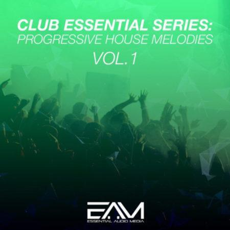 Club Essential Series Progressive House Melodies Vol 1 By Essential Audio Media