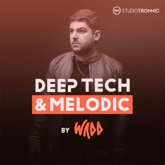 Cover Deep Tech & Melodic by WADD