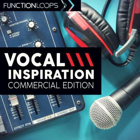Vocal Inspiration: Commercial Edition