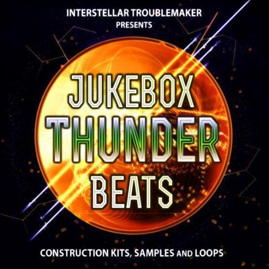 I.T. - Jukebox Thunder Beats (Construction Kits, Samples and Loops)