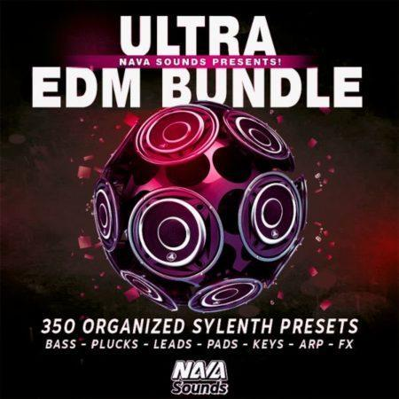 Nava Sounds - Ultra EDM Bundle (Sylenth1 Presets)
