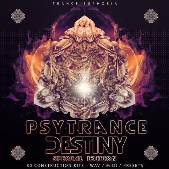 Psytrance Destiny Special Edition [600x600]