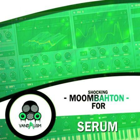 Shocking Moombahton For Serum By Vandalism