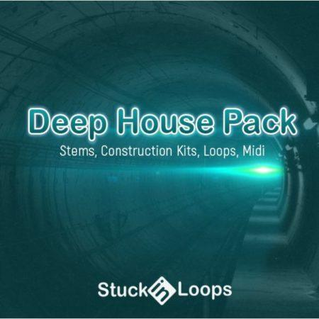 Stuck In Loops - Deep House Sample Pack