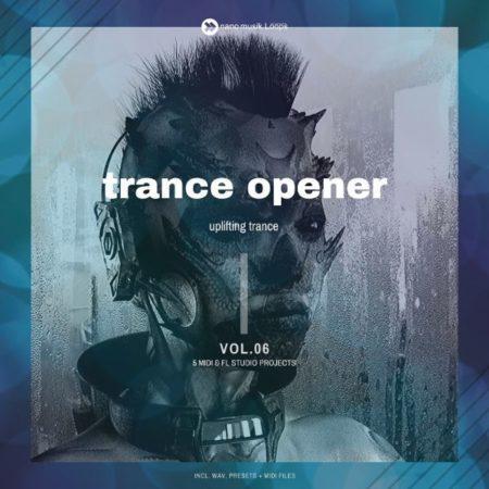 Trance Opener Vol 06 Nano Musik Loops Sample pack