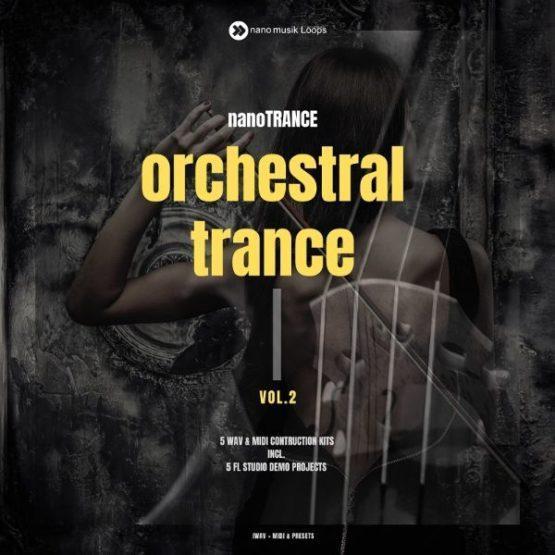 nanoTrance - Orchestral Trance Vol 2 600