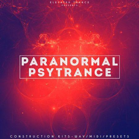 paranormal psytrance sample pack by elevated trance