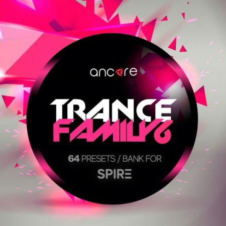 Ancore Sounds - Spire Trance Family Vol.6 Bank