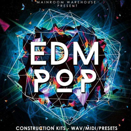 EDM Pop Sample Pack By Mainroom Warehouse