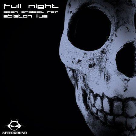 Full Night - Psytrance Project For Ableton Live