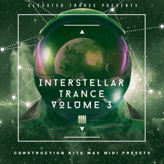 Interstellar Trance 3 Construction Kits By Elevated Trance