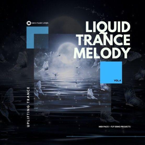 LIQUID TRANCE MELODY Vol 4 600