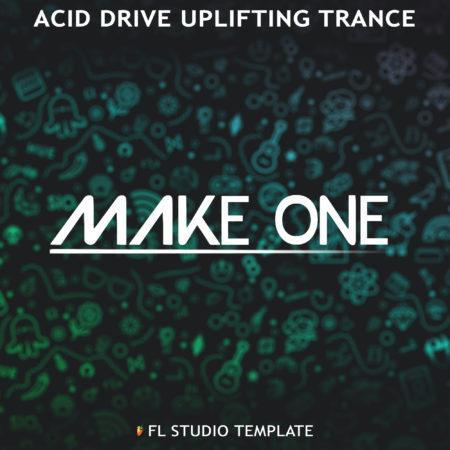 Make One Acid Drive Uplifting Trance cover