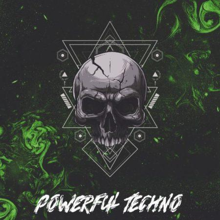 Powerful Techno Sample Pack By Skull Label