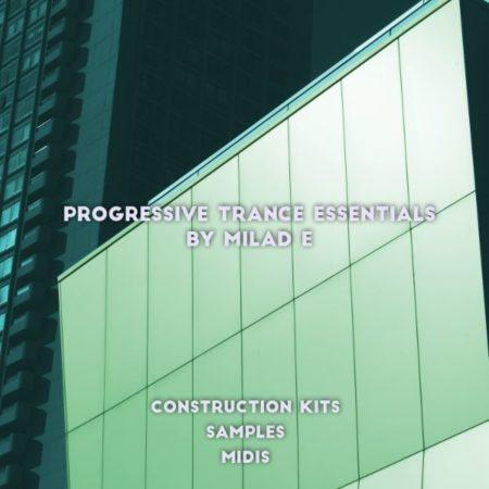Progressive Trance Essentials Kits By Milad E