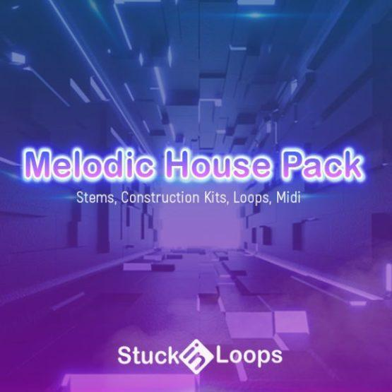 Stuck In Loops - Melodic House Sample Pack