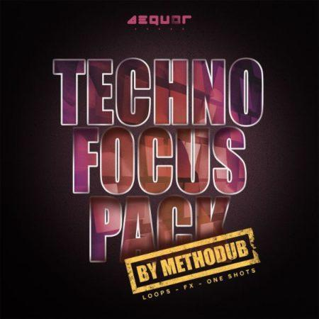 Techno Focus Sample Pack by Aequor Sound