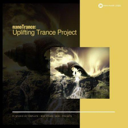 nanoTRANCE - Uplifting Trance Project Vol 1 600