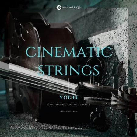 Cinematic Strings Vol 13 600