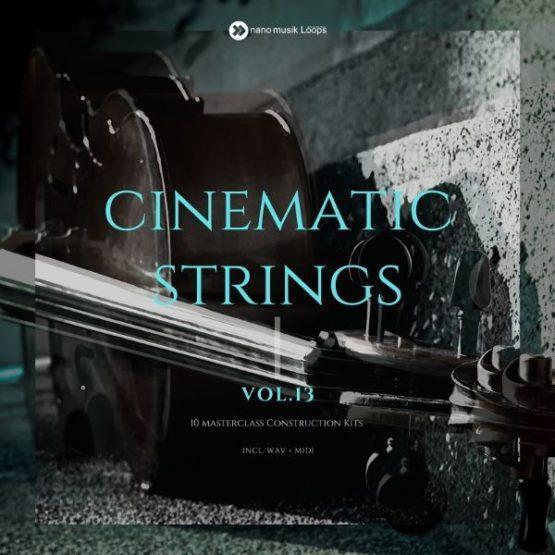 Cinematic Strings Vol 13 600