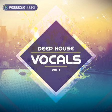 Deep House Vocals Vol 1