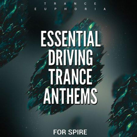 Essential Driving Trance Anthems [600x600]