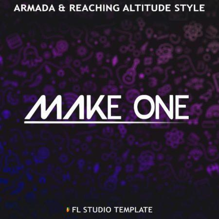 Make One Armada & Reaching Altitude style cover