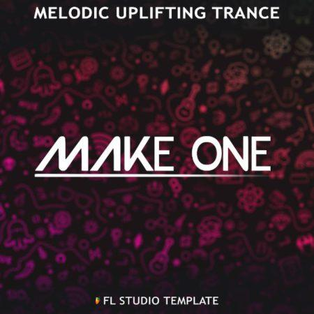 Make One Melodic Uplifting Trance_Cover