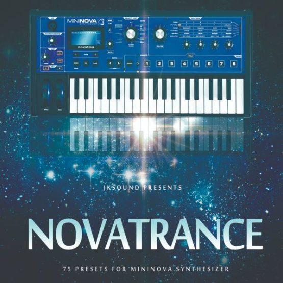 Novatrance For Mininova Soundset by JK Sound
